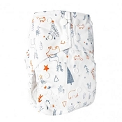 La Petite Ourse One-Size ALL-IN-ONE Cloth Diaper
