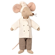 *Maileg Chef Mouse