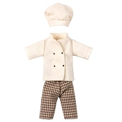 *Maileg Chef Clothes for Mouse