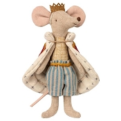 *Maileg King Mouse