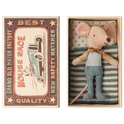 *Maileg Little Brother Mouse in Box