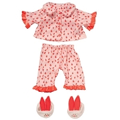*Manhattan Toy Company Baby Stella Cherry Dream Pajamas