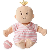 *Manhattan Toy Company Baby Stella Peach Doll