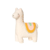 *Manhattan Toy Fruity Paws Rubber Teether Lili Llama