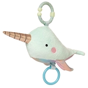 *Manhattan Toy Company Under the Sea Narwhal Activity Toy