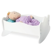 *Manhattan Toy Company Baby Stella Time to Sleep Cradle