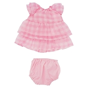 *Manhattan Toy Company Baby Stella Pretty in Pink Outfit