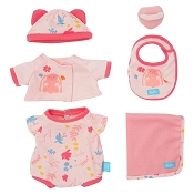 *Manhattan Toy Company Baby Stella Welcome Baby Doll Accessory Set