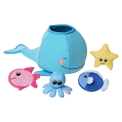 *Manhattan Toy Company Whale Floating Fill n Spill