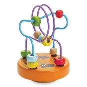 *Manhattan Toy Company Wobble-A-Round