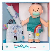 *Manhattan Toy Company Wee Baby Stella Yoga Set
