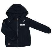 L&P Apparel Urban Style Jacket - Black