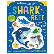 *Balloon Stickers - Shark Reef Activity Book