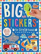 *Big Stickers for Little Hands Activity Book - Blue