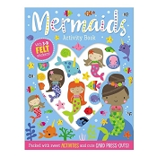 *Mermaids Activity Book