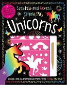 *Scratch & Reveal Sparkling Unicorns Activity Book