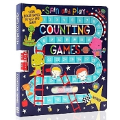 *Spin and Play Counting Games Book