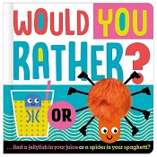 *Would You Rather? Book