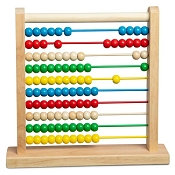 *Melissa & Doug Abacus Classic Wooden Toy