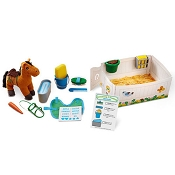 *Melissa & Doug Feed & Groom Horse Care Play Set