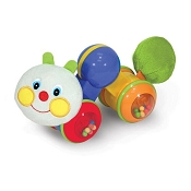 *Melissa & Doug Press & Go Inchworm Baby and Toddler Toy *CLEARANCE*