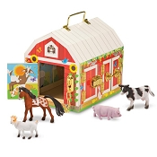 *Melissa & Doug Latches Barn