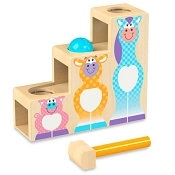 *Melissa & Doug First Play Pound & Roll Stairs