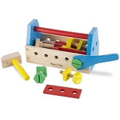 *Melissa & Doug Take-Along Tool Kit Wooden Toy