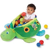*Melissa & Doug Turtle Ball Pit