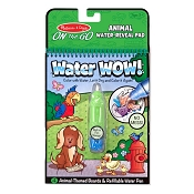 *Melissa & Doug Water Wow! Animals - On the Go Travel Activity