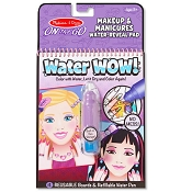 *Melissa & Doug Water Wow! Makeup & Manicures - On the Go Travel Activity