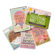 *Milestone Baby Cards - Baby's First Year Original Edition