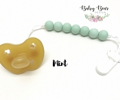*Baby Bear Design Pacifier Clip