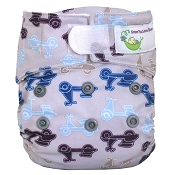 Sweet Pea Newborn All-in-One Cloth Diaper