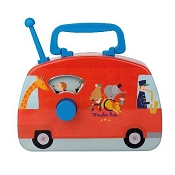 *Moulin Roty Jouets Metal - Musical Circus Bus