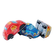 *Moulin Roty Jouets Metal - Friction Car
