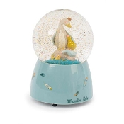 *Moulin Roty Voyage D'Olga - Musical Snow Globe