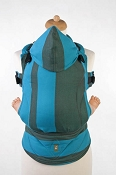 * LennyLamb Ergonomic Wrap Conversion Carrier - Baby - Mountain Spring *CLEARANCE*