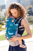 * Tula Ergonomic Baby Carrier - Narwhal - Standard Size