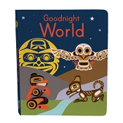 *Native Northwest Board Book - Goodnight World