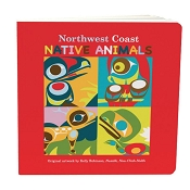 *Native Northwest Board Book - Northwest Coast Native Animals