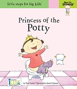 *Innovative Kids Now I'm Growing - Princess of the Potty