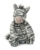 *Jellycat Bashful Zebra - Medium 12