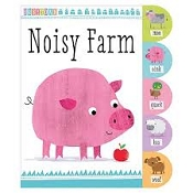 *Babytown: Noisy Farm Board Book