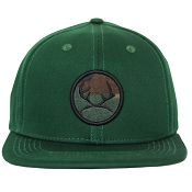Little Buck Northern Forest Snapback Hat