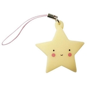 *A Little Lovely Company Charm - Yellow Star