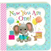 *Little Bird Greetings Keepsake Book - Now You Are One!