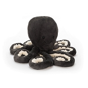*JellyCat Inky Octopus - Little 9