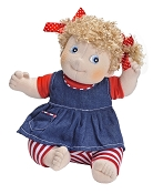 *Rubens Barn Doll - Kid Olivia