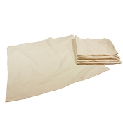 Osocozy Unbleached Birdseye Flat Cloth Diaper - Single
